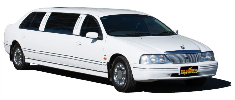 Thunder Cars Ford Limo